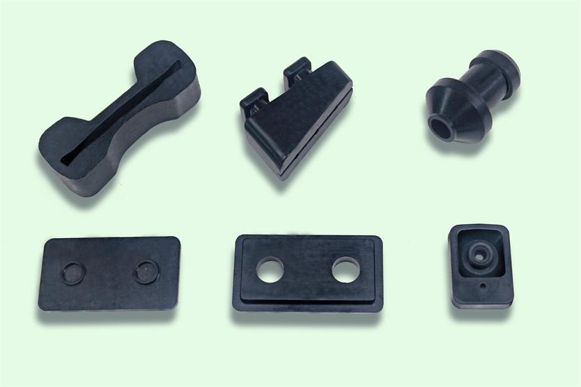 Rubber car parts